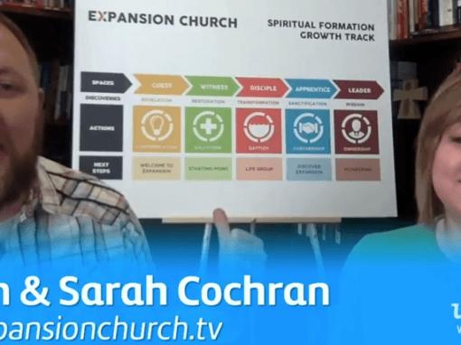 CMAD Webinar: Tom & Sarah Cochran of Expansion Church and Jon Brady of Eden Wesleyan Church