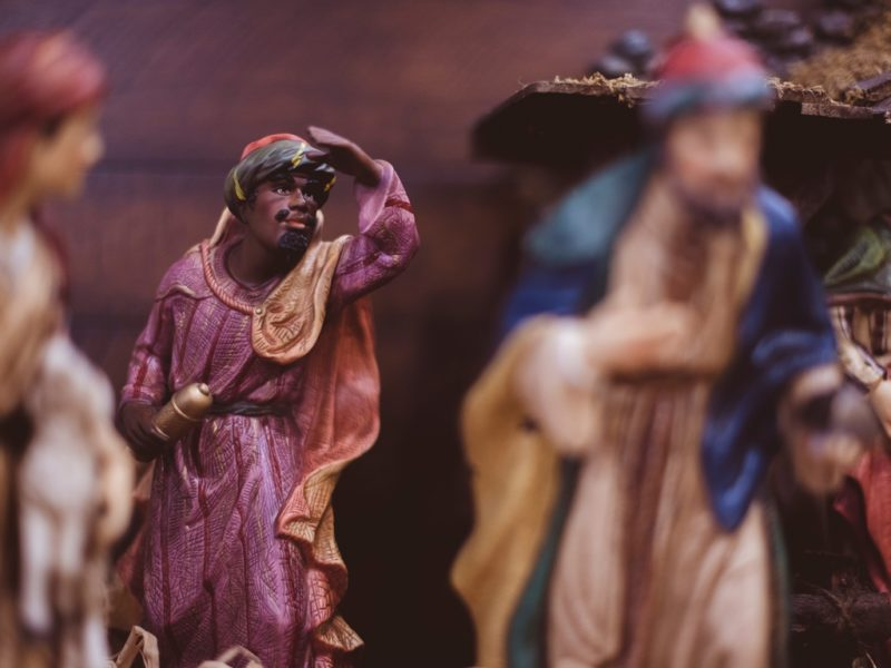Shepherds and wise men made it to Bethlehem