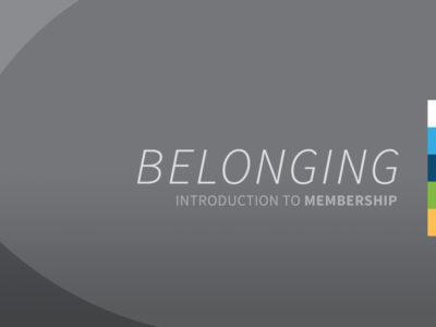 Aligning Membership and Discipleship