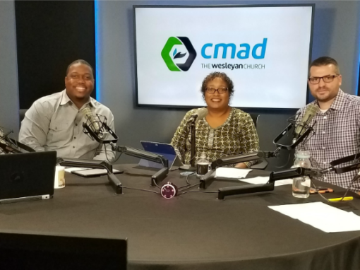 CMAD Webinar: Pillars that Hold Up Discipleship