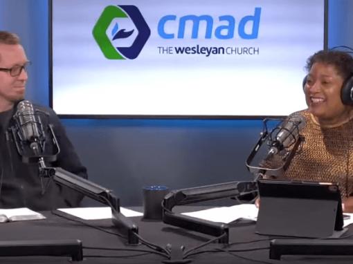 CMAD Webinar: Discipleship in a Multiethnic Context