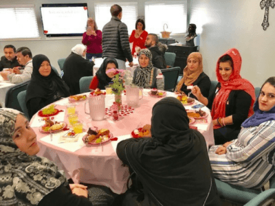 California church celebrates its ministry to refugees