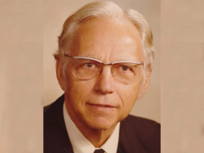 """Voices From Our Past: """"Hope"""" – George E. Failing"""