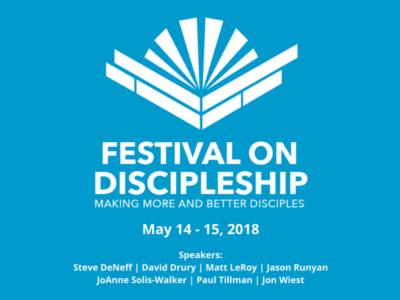 Festival on Discipleship & Wesleyan Shoulder Dinner