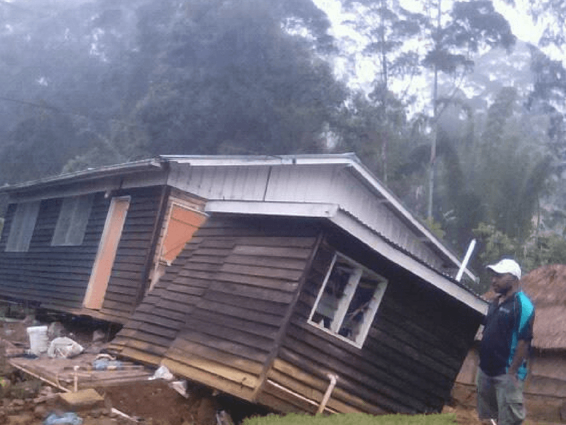The Wesleyan Church responds to Papua New Guinea earthquake
