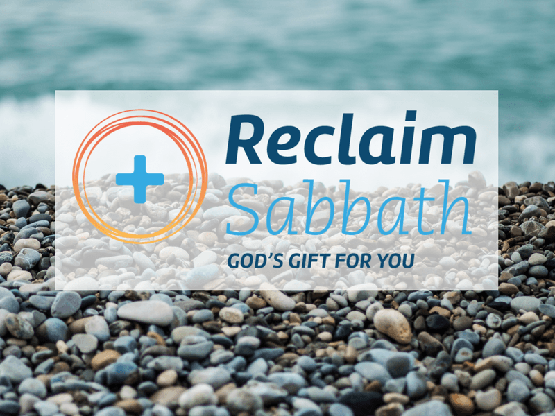 Retreat guide provides tips to Reclaim Sabbath