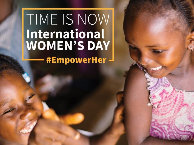 We #EmpowerHer