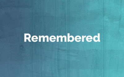 Remembered: August 12