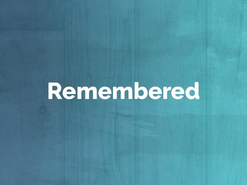 Remembered: June 11