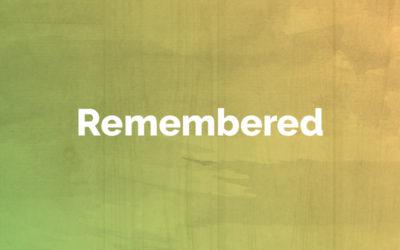 Remembered: September 16