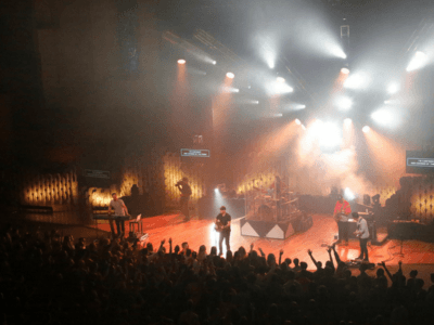 IWU hosts FUSION youth conference featuring Bethel Worship