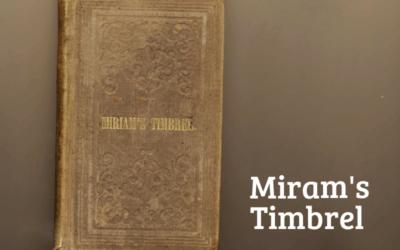Miriam's Timbrel
