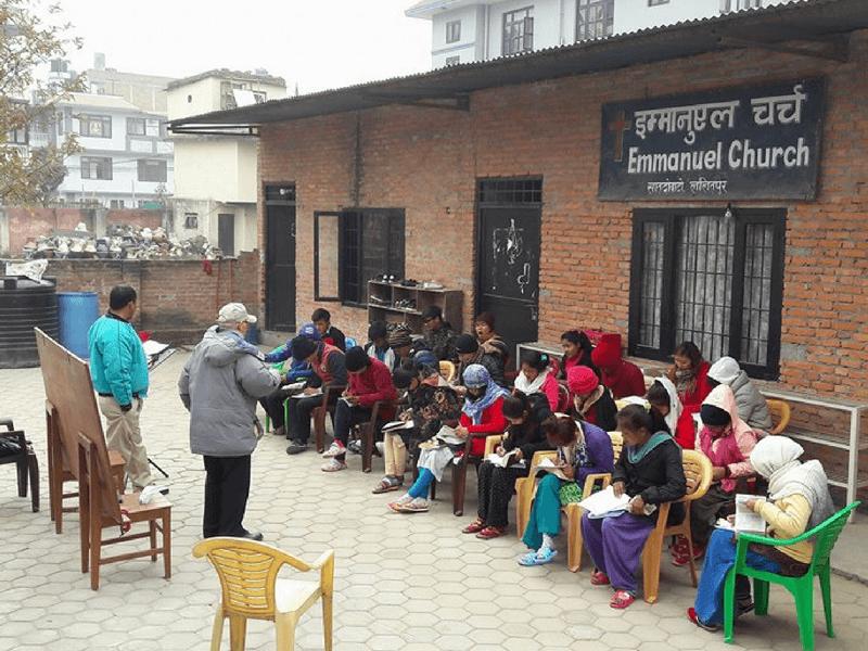 Choosing Nepal