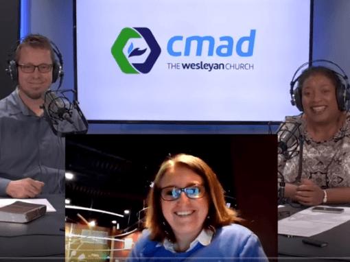 CMAD Webinar: Relational Discipleship with Gina Colburn