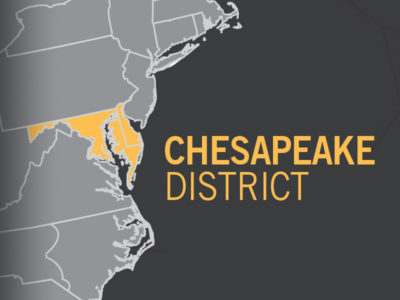Chesapeake District announces new leadership model