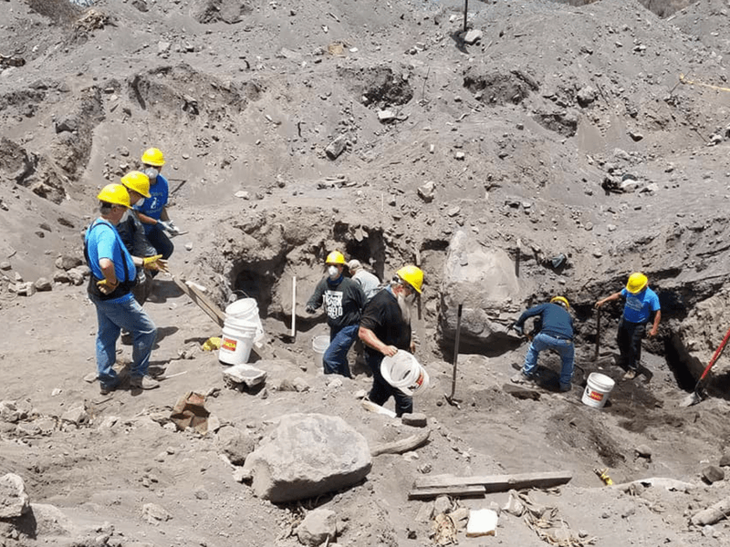 World Hope International and Christ Wesleyan Church respond to Guatemala volcano
