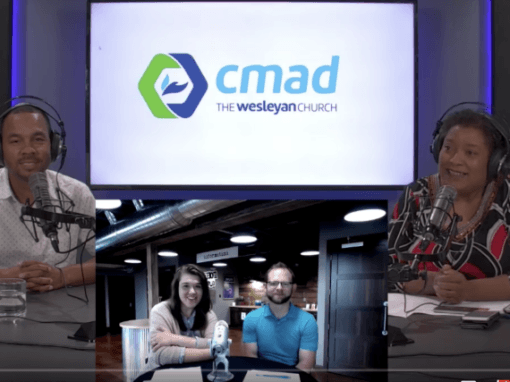 CMAD Webinar: Holistic Discipleship