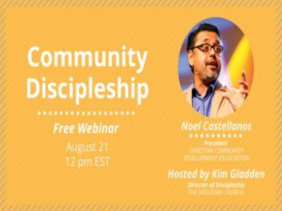 CMAD Webinar: Community Discipleship