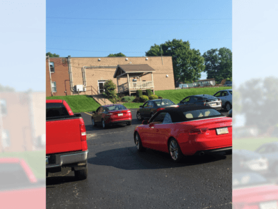 Church proves drive-ins aren't just for movies