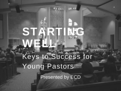 Thriving in ministry: the best young pastors