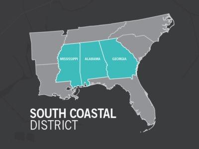 South Coastal District announces new district leadership model