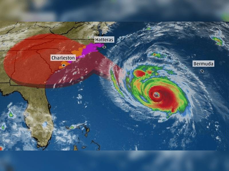 Call to prayer: Hurricane Florence