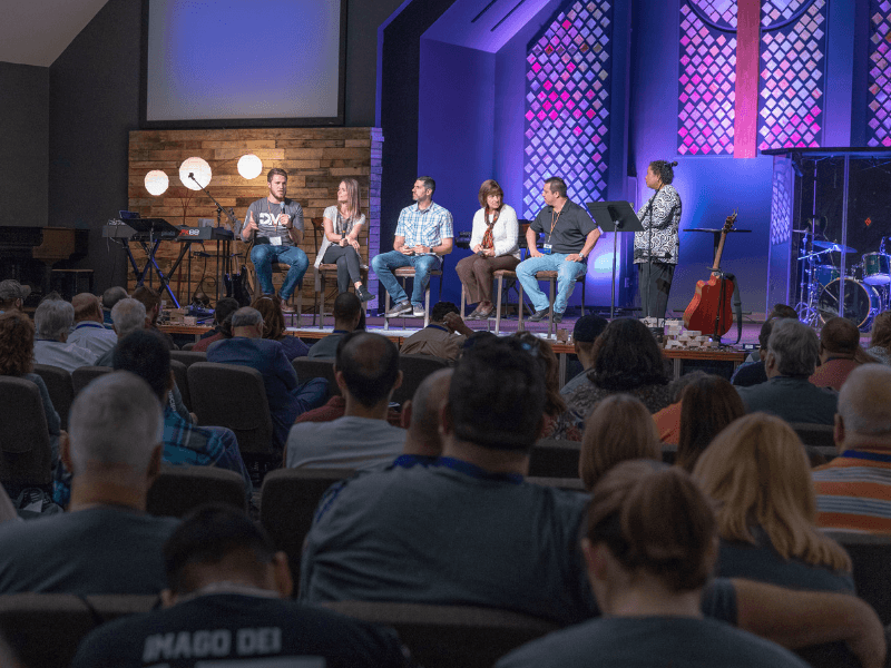 Banding together to make disciples