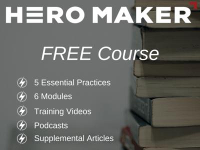 Wesleyans engage in Hero Maker course