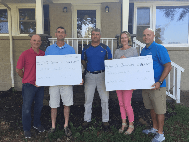 United Wesleyan flips second house to benefit missionaries