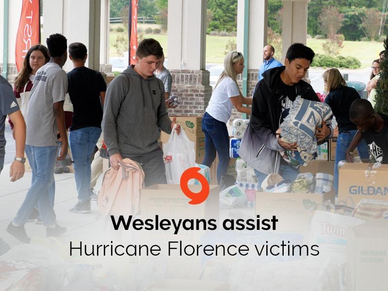 Relief efforts encourage North Carolina communities