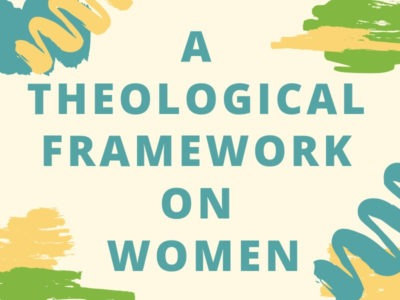 A Theological Framework on Women