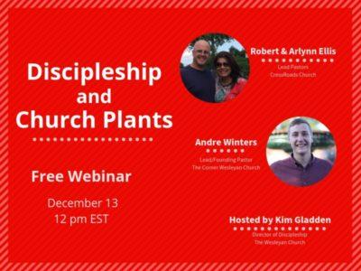 Discipleship and Church Plants