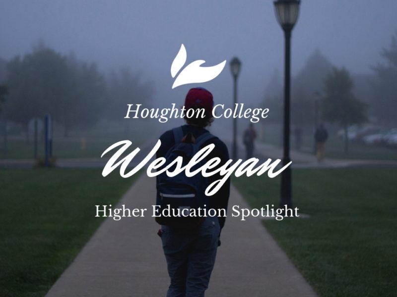 Houghton alumni spotlight: Travis Trotman