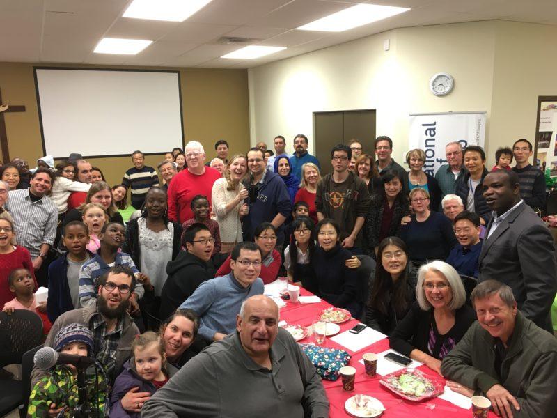 Manitoba church plant impacts multicultural landscape