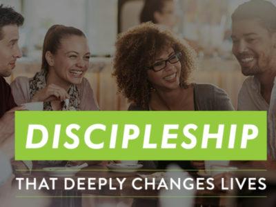Emotionally Healthy Discipleship Webinar