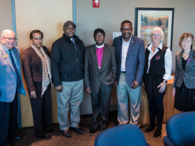Wesley Seminary partners with Anglican Diocese of the Trinity