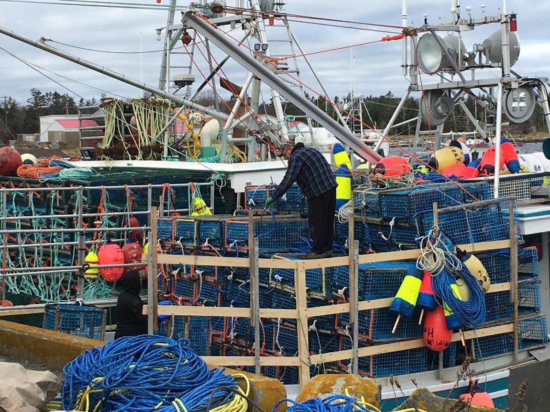 Fishing for souls in the Canadian fishing communities