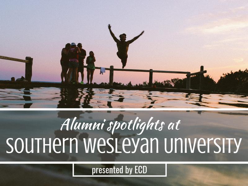 A university of mentors: Southern Wesleyan in the eyes of Grant Wood