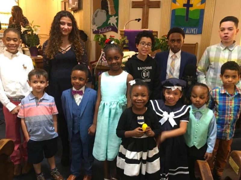 Jersey City First celebrates 100 years of ministry