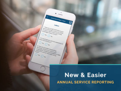 District administrators test new mobile-friendly annual reports