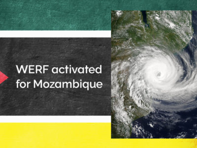 WERF activated for Mozambique