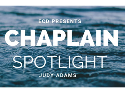 Chaplain Spotlight: Judy Adams