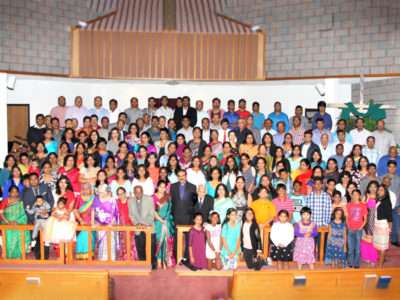 Tamil Christian Church of Canada to join The Wesleyan Church