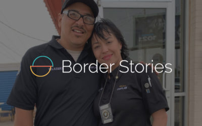 Border Stories: When I was hungry, you fed me