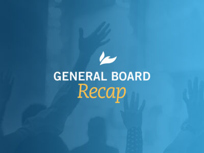 139th session of the General Board convenes