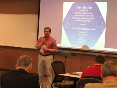 Doctrinal Symposium focuses on discipleship