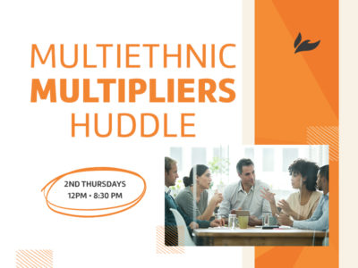 Multiethnic Huddle focused on getting more in the game