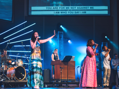 Canada church welcomes the nations
