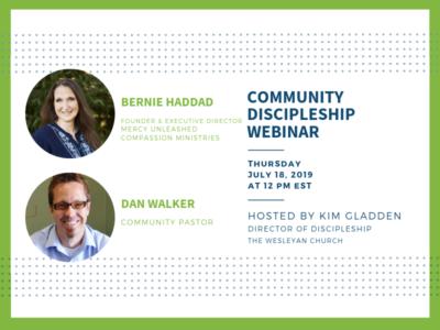 Community Discipleship