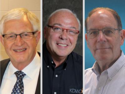 Three district superintendents transition